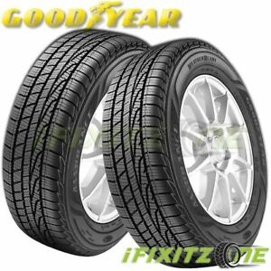 2 Goodyear Assurance Weather Ready 215 60r16 95h 60 000 Mile All season Tires