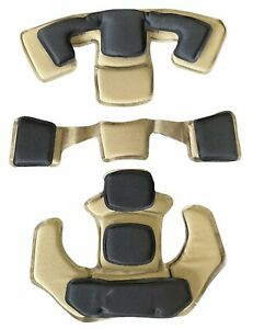 Military Tactical Ballistic Helmet Pad Set For MICH ACH ECH FAST SOHAH LWH PASGT $54.99