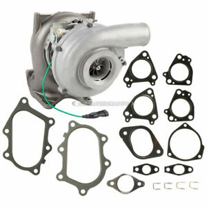 Turbo Kit W Turbocharger Gaskets For Chevy Silverado Kodiak Gmc Sierra