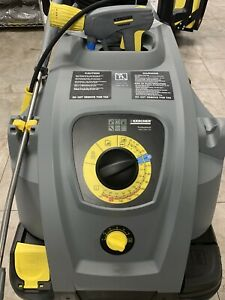 Hds 3 0 20 C Ea Single phase Electric Diesel Heated Hot Water Pressure Washer