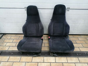 rare Front Seats Both Seat Complete Honda Prelude Bb1 Bb2 Bb3 Bb4 92 96