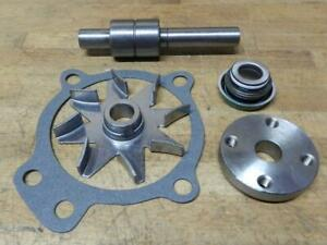 1941 52 Chevrolet Pass Truck With 1955 62 235 Engine New Water Pump Kit 4 1 8