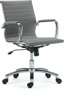 Staples Everell Fabric Managers Chair Grey 24328567