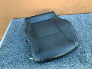 Left Front Leather Seat Bottom Cushion Black Oem 10 15 Mercedes E350 E550 W207