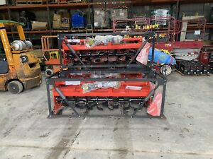 70 Inch 3 Point Rototiller Compact Tractor