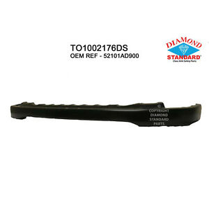 Front Bumper Face Bar For 2001 04 Toyota Tacoma 2wd 52101ad900 Diamond Standard