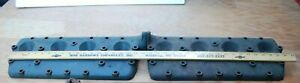 Vintage Original Flathead Ford Cylinder Heads Cast Iron Believed To Be 1936