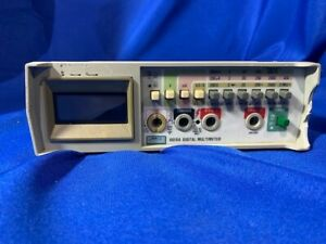 Fluke 8010a Multimeter Parts Unit
