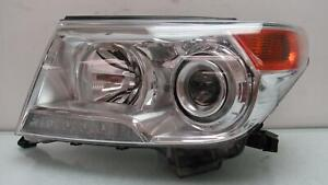 Toyota Land Cruiser Headlight Led Left 81185 60e80 Oem 13 14 15 2013 2014 2015