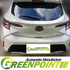2019 2020 Toyota Corolla Hatchback Rear Middle Spoiler painted