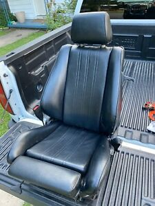 Bmw E30 M Sport Adjustable sports Diver Seat Like New