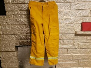 Crewboss Nomex Iiia Wildland Cal Fire Fighter Pants Size 30 Waste New Tags