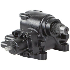 Power Steering Gear Box For Chevy Silverado Gmc Sierra
