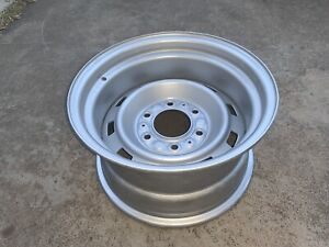 Chevy Gmc Truck 6 Lug 15x8 Rally Wheel Rim Chevrolet 51026 0998 Repaint Awesome