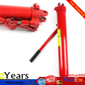 8ton Jack Hydraulic Long Ram Lift For Heavy Duty Engine Cranes Replacement Usa
