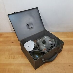 Mcgonegal Themac Type J45 Tool Post Grinder 115v 4 5a 10 000 Rpm 495 Watts