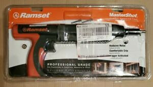 Ramset Mastershot 22 Caliber Powder Actuated Tool 40088
