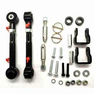 For 1997 2006 Jeep Wrangler Tj Front Sway Bar Link Disconnects For 2 5 6 Lifts