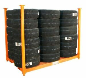 Martins Industries Msopc Standard Order Picking Cage For Pcr Suv Tires