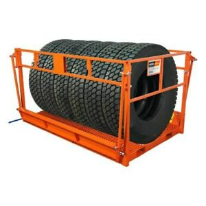 Martins Industries Mopc t72 Order Picking Cage For Truck Bus Tires