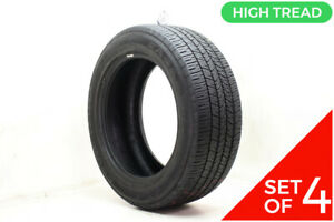 Set Of 4 Used 245 55r18 Goodyear Eagle Rs a 103v 8 32