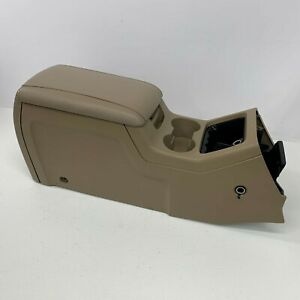 2003 2006 Oem Ford Expedition Center Console Armrest Storage S7625