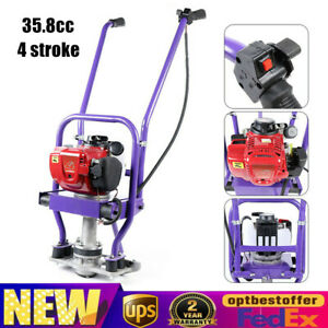 35 8cc 4 Stroke Gas Engine Concrete Wet Screed Power Screed Cement Air cooled