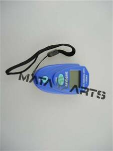 Car Painting Thickness Tester Paint Meter Lcd Coating Thickness Gauge Digital