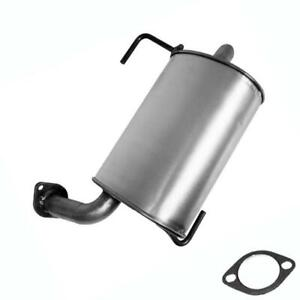 Left Driver Side Exhaust Muffler Fits 2006 2009 Subaru Outback 2 5l