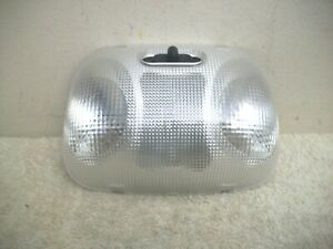1994 2002 Ford Ranger Interior Dome Light Overhead Map Lamp 3 Bulb Extended Cab