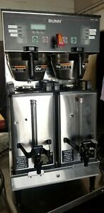Bunn Dual Sh Dbc Soft Heat Coffee Brewer With Hot Water For Tea