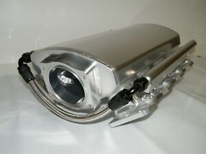 Ls Fabricated Aluminum Intake Ls1 Ls2 Ls6 5 3 6 0 Fuel Injection 92mm Cathedral
