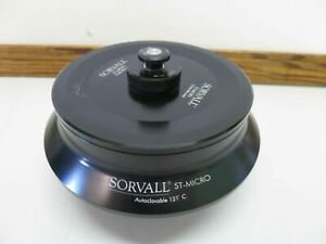 Rotor Sorvall St micro