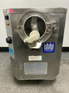 2005 Taylor 104 Batch Freezer Gelato Italian Ice Cream Machine 1ph Air