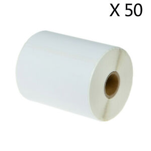 50rolls Shipping Labels For Dymo Lw 4xl 1744907 104mm 4 x6 220 Labels roll