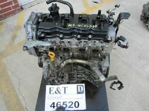 2007 2012 Nissan Altima 2 5l Engine Motor Assembly Non Hybrid Low Miles