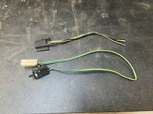 Oem Stock Delco 79 87 Gm Models 12 Pin Radio Cassette Stereo Wiring Harness Plug