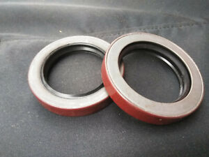 2 Outer Axle Final Drive Oil Seals For Ih International Farmall Cub Lo boy
