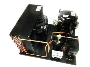 Indoor Qt Awa2460zxd Condensing Unit 1 1 2 Hp Low Temp R404a 220v 1ph usa