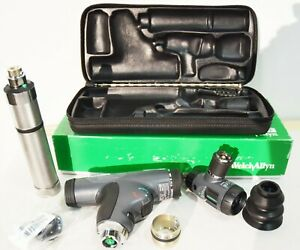 Welch Allyn 97200 mpc 3 5v Panoptic Otoscope Diagnostic Set Ref 901026