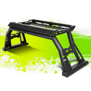 Square Style Offroad Truck Bed Roll Bar Cargo Box For F150 Style Fleetside 09 20