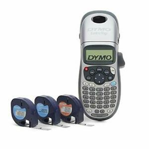 Dymo Letratag 100h Plus Handheld Label Maker For Office Or machine 2 Tapes