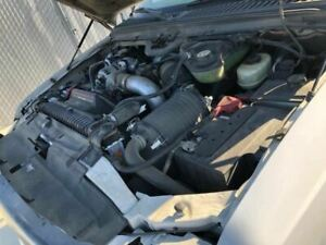 Used 03 Ford F450 Diesel Engine 6 0l 232k Complete Liftout Vin P 27965