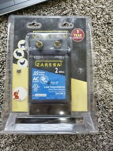 Zareba Ea2m z Low Impedance Electric Fence Charger Ac Powered 07 Jules 2 Miles