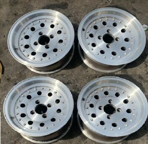 14 Wheels Rims Aluminum Alloy Vintage American Racing 4 Lug 4x108 4x4 25