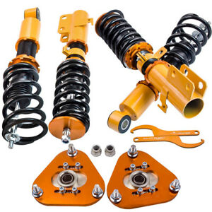 Assembly Coilovers For Toyota Celica 2000 06 Suspension Adj Height Shock Struts
