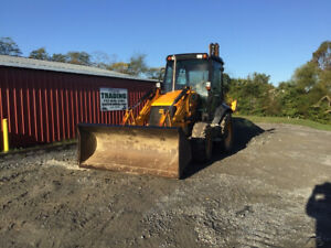 2013 Jcb 3cx 4x4 Tractor Loader Backhoe Cab Extend a hoe One Owner Only 200hrs