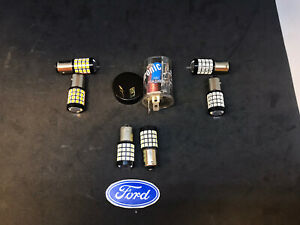 1967 1979 Ford Truck Complete Running Light Led Package With Digital Flasher