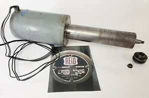 1 Hp 3 phase 220 440 Vac Pope Spindle For Surface Grinder