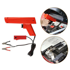 Engine Ignition Inductive Timing Light Automotive Lamp Strobe Tester Gun New